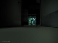 障子窓のむこう側... 秋さがしの旅 ♡京都 no.3