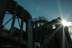 秋さがしの旅。。。 ♡広島&宮島 no1 実際に目にした8月6日の出来事