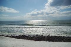 浜益の風・・・