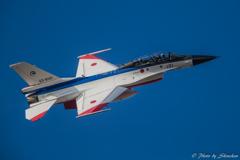 F-2の機動①