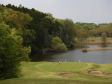 新緑ゴルフ場ー2」