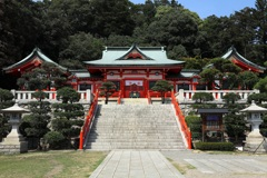 足利織姫神社・1