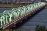 阿賀野川河口橋梁