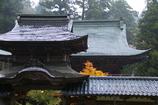 雨の永平寺・4