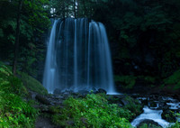 CANON Canon EOS 70Dで撮影した(唐沢の滝)の写真(画像)