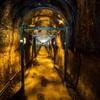 手掘りの隧道