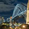 Sydney Harbour Bridge - Night Life 4