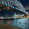 Sydney Harbour Bridge - Night Life 1