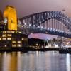 Sydney Harbour Bridge - Night Life 5