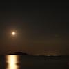 瀬戸内夜の海