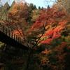 汐見滝吊り橋