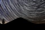 蝦夷富士の星跡