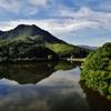 第七百八十九作 「うどん ため池 いま一つは山がまるいと書き足して」香川県坂出