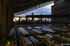 黄昏station