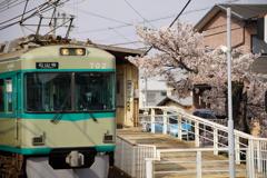 京阪電車石坂線②