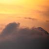 夜明け前の剱岳