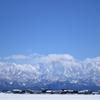 久しぶりに見ることが出来た立山剱岳