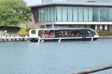 富岩運河観光船.