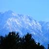 晴れの日の剱岳