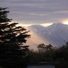 今朝の立山連邦