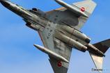 F-4 のお腹 各務原飛行場百周年