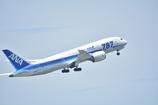 ANA 787機