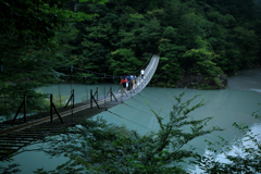 夢の吊り橋 1