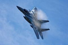 2018千歳基地航空隊 F15機動予行