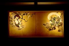 金色の舞台