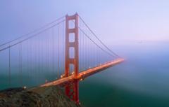 ゴールデンゲートブリッジ・サンフランシスコ