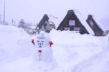 大雪の白川郷#2