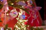クリスマスデコ with デンマーク国旗 @デンパーク