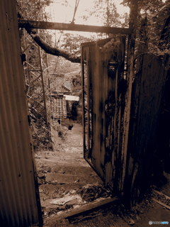 through the borken gate