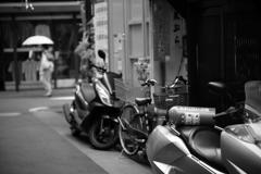 日本の日常 危険物注意