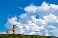 昼の天文台