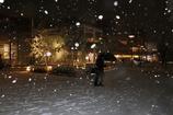 湘南・雪景色