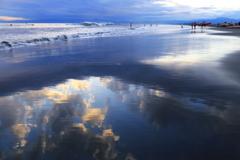 気分はウユニ塩湖