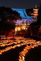 龍口寺の夏