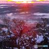 雪の九十九谷