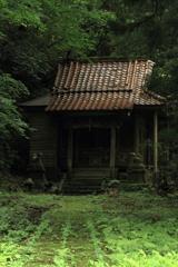 廃神社その1