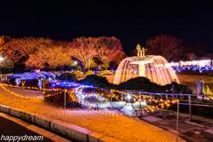 国営昭和記念公園 Winter Vista Illumination (7)