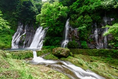 白水の滝2