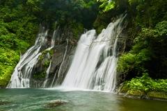 白水の滝(しらみずの滝)