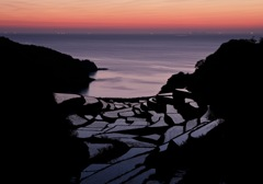 静寂の浜野浦