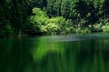 湖面の印象