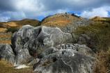 自然が織りなす 岩の台地
