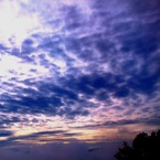 CANON Canon EOS Kiss X7iで撮影した(  雲  )の写真(画像)