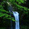 ・・滝光景・・