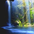 CANON Canon EOS Kiss X5で撮影した(鍋ヶ滝 )の写真(画像)