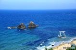 青い海・青い空